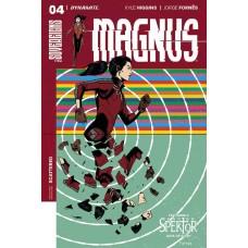 MAGNUS #4 CVR B FORNES