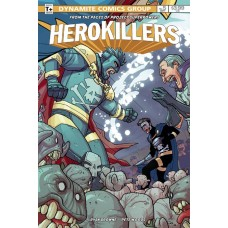 PROJECT SUPERPOWERS HERO KILLERS #5 (OF 5) CVR A WOODS