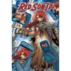 RED SONJA #9 CVR C MEYERS