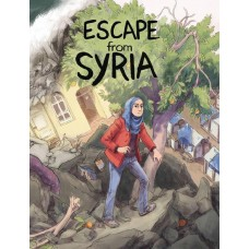 ESCAPE FROM SYRIA GN