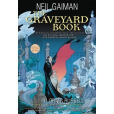 NEIL GAIMAN GRAVEYARD BOOK COMP SC GN