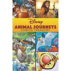 DISNEY ANIMAL JOURNEYS COMICS TREASURY SC