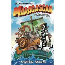 DREAMWORKS MADAGASCAR ESCAPE PLANS GN