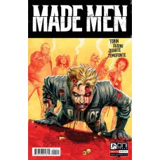 MADE MEN #1 FERREYRA VARIANT