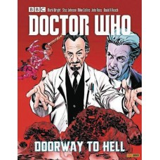 DOCTOR WHO TP DOORWAY TO HELL