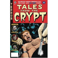 TALES FROM THE CRYPT HC VOL 01 STALKING DEAD