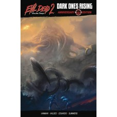 EVIL DEAD 2 DARK ONES RISING 30TH ANN ED TP
