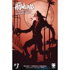 HOWLING #3