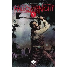 JOHN CARPENTER TALES FOR HALLOWEEN NIGHT GN VOL 03
