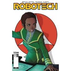 ROBOTECH #3 CVR B KERSCHL