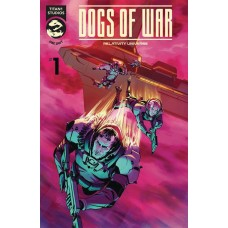 DOGS OF WAR ONE SHOT