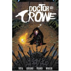 DR CROWE #3 (OF 4)