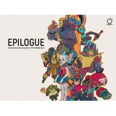 EPILOGUE ILLUS & CONCEPT ART OF MIDDLE EAST HC