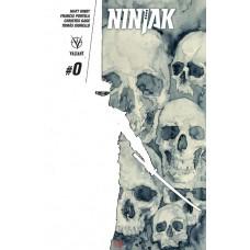 NINJAK #0 CVR A MACK