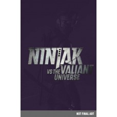 NINJAK #0 CVR D NINJAK VS VALIANT UNIVERSE