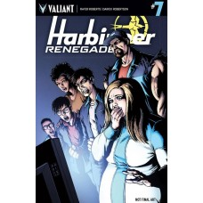 HARBINGER RENEGADE #7 CVR A ROBERTSON