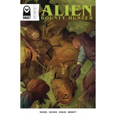 ALIEN BOUNTY HUNTER #3 (OF 5)