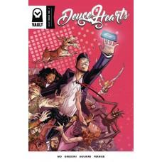 DEUCE OF HEARTS #1 (OF 5)