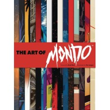 ART OF MONDO HC