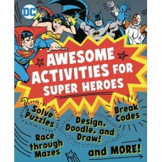 AWESOME ACTIVITIES FOR SUPER HEROES SC