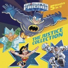 DC SUPER FRIENDS JUSTICE COLLECTION