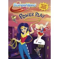 DC SUPER HERO GIRLS POWER PLAY