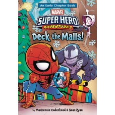 MARVEL SUPERHERO ADV DECK THE MALLS SC