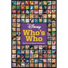 DISNEY WHOS WHO SC