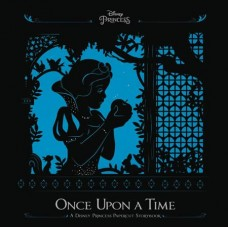 ONCE UPON A TIME DISNEY PRINCESS PAPERCUT STORYBOOK HC