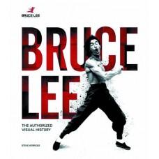 BRUCE LEE AUTHORIZED VISUAL HISTORY HC