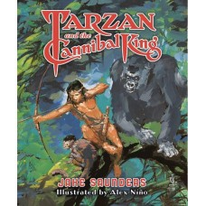 TARZAN AND THE CANNIBAL KING DLX SGN ED