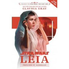 JOURNEY STAR WARS LAST JEDI LEIA PRINCESS OF ALDERAAN HC