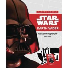 STAR WARS DARTH VADER BOOK WITH PAPER MODEL KIT