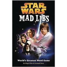 STAR WARS MAD LIBS DLX ED