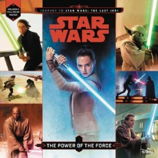 JOURNEY STAR WARS LAST JEDI POWER OF FORCE SC