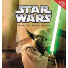 STAR WARS PREQUEL TRILOGY STORIES HC