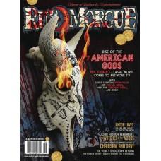 RUE MORGUE MAGAZINE #178