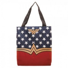 DC COMICS WONDER WOMAN PACKABLE TOTE-BAG
