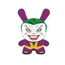 DUNNY DC COMICS CLASSIC JOKER 5IN VINYL FIG
