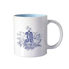 FINAL FANTASY 30TH ANNIVERSARY MUG