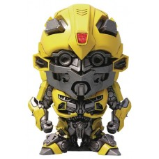 TRANSFORMERS LAST KNIGHT BUMBLEBEE 4 INCH PVC FIG