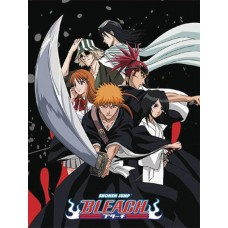 BLEACH GROUP SUBLIMATION THROW BLANKET