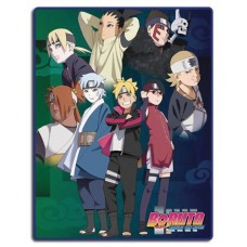 BORUTO MOVIE CHILD GROUP SUBLIMATION THROW BLANKET