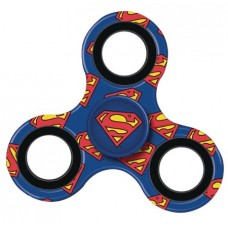 DC JUSTICE LEAGUE SUPERMAN 3-WAY SPINNERZ 12PC DIS