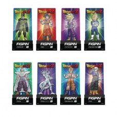 FIGPIN DRAGONBALL Z ENAMEL FIGURE PIN 9PC ASST WV 1