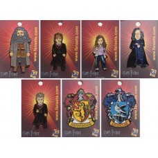 HARRY POTTER 49PC ENAMEL PIN ASST SERIES 1