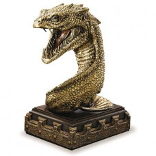 HP THE CHAMBER OF SECRETS BASILISK BOOKEND