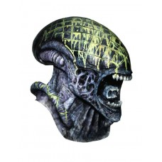 ALIEN FULL OVERHEAD DLX LATEX MASK