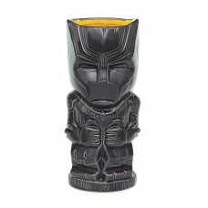 MARVEL HEROES BLACK PANTHER GEEKI TIKI GLASS