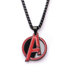 MARVEL AVENGERS LOGO 22IN NECKLACE